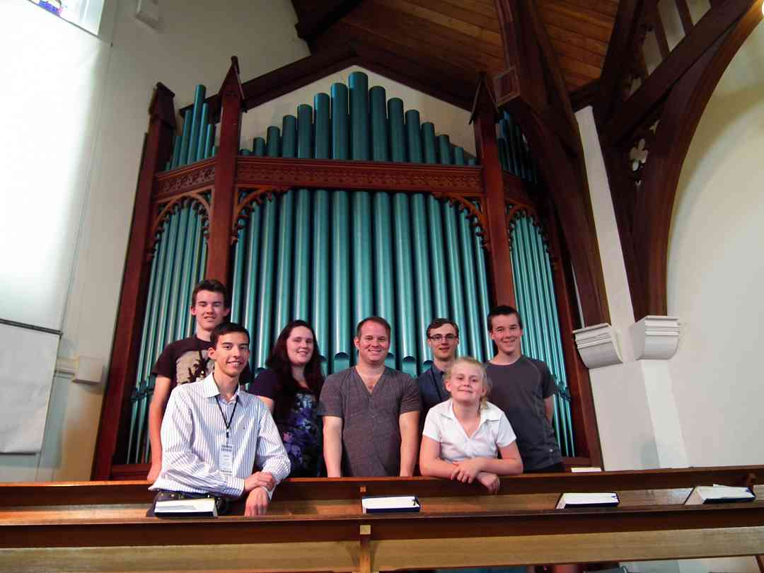 Suzuki Organ Workshop