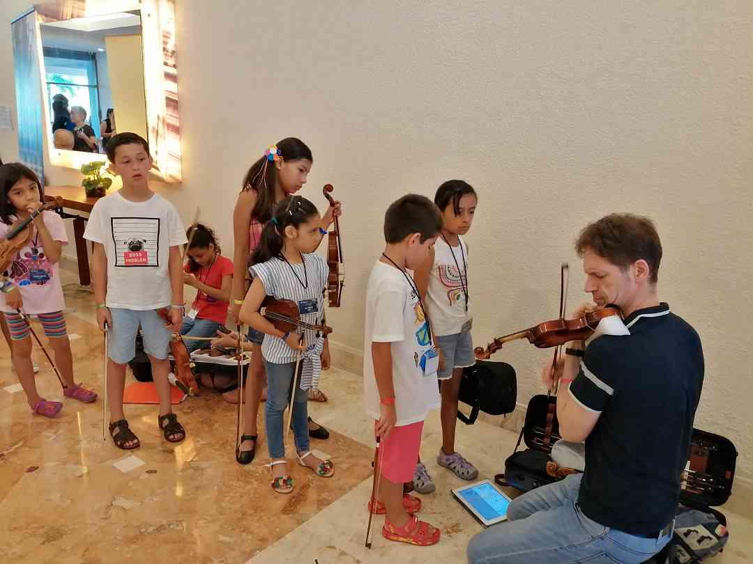 Teacher Violin