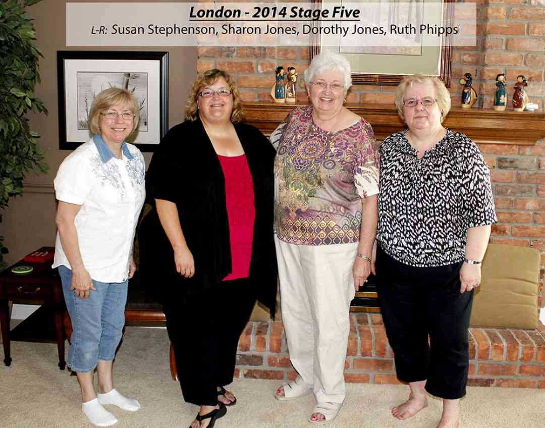 London Ontario 2014 teacher training