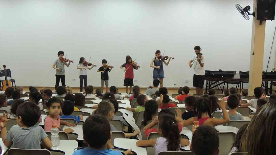 Recital at Public Day Care