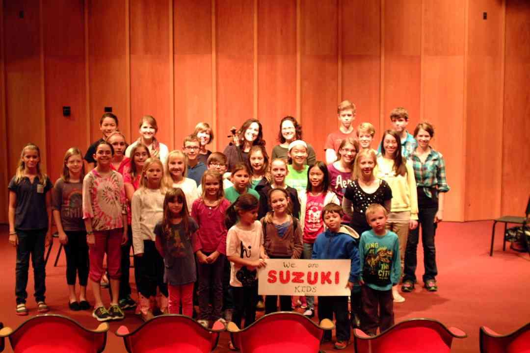 NIU Suzuki Kids!