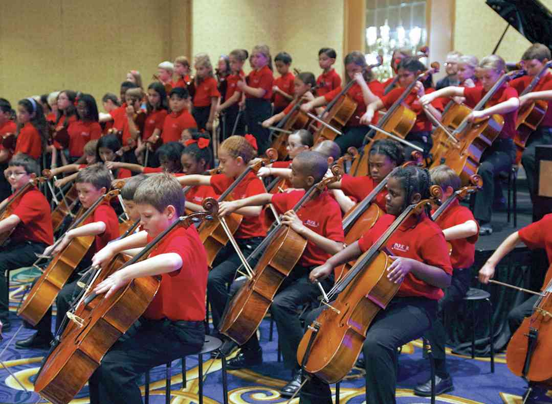 2016 Conf Parker Elementary Cellists