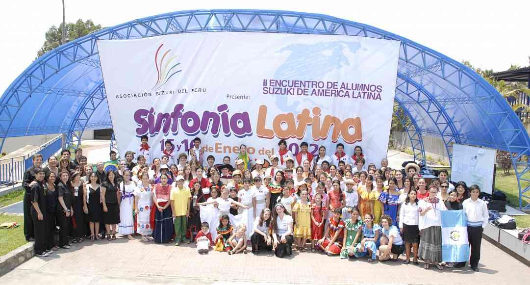 Sinfonia Latina 2012
