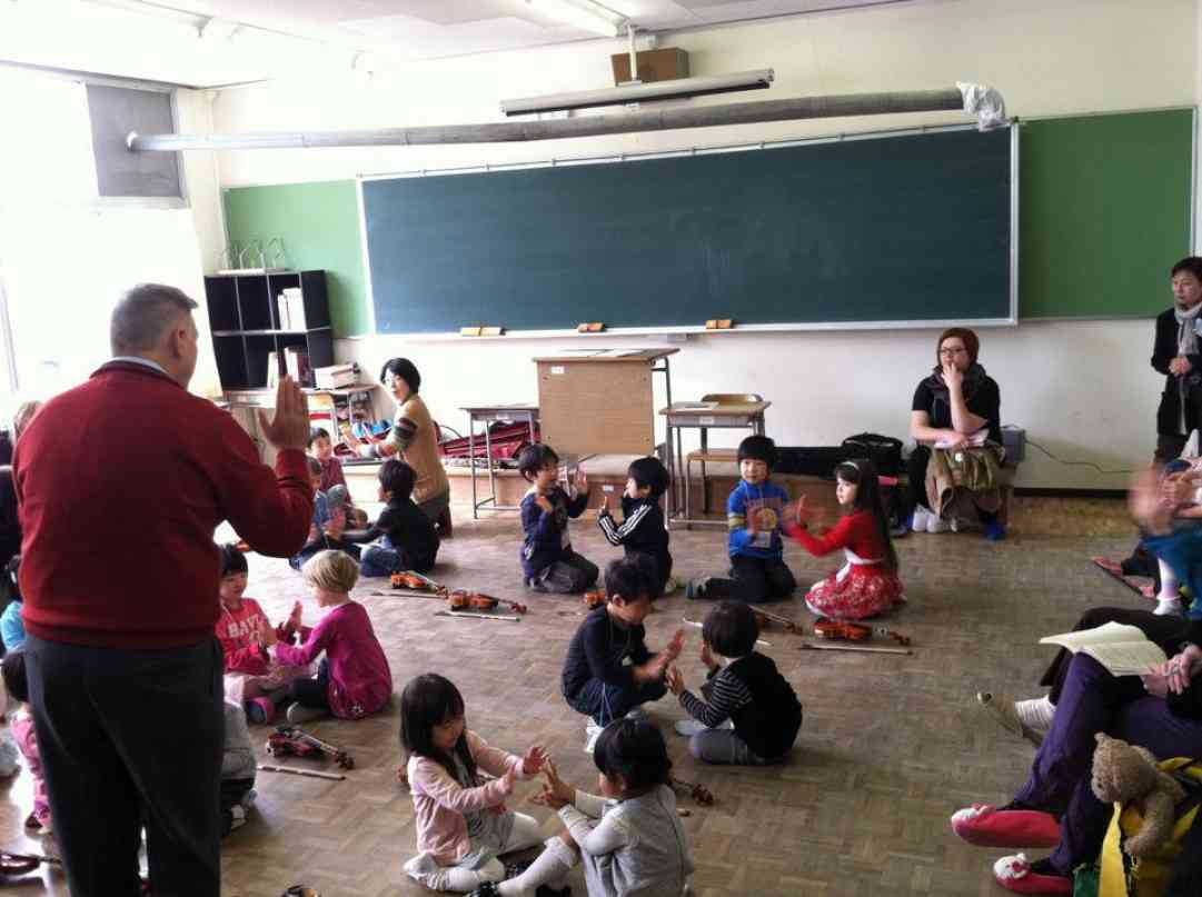 Teaching in Matsumoto