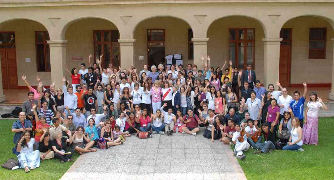 2013 Peru Festival participants