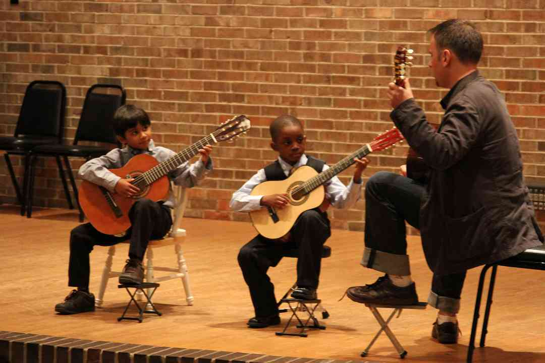 DePaul Guitar Workshop