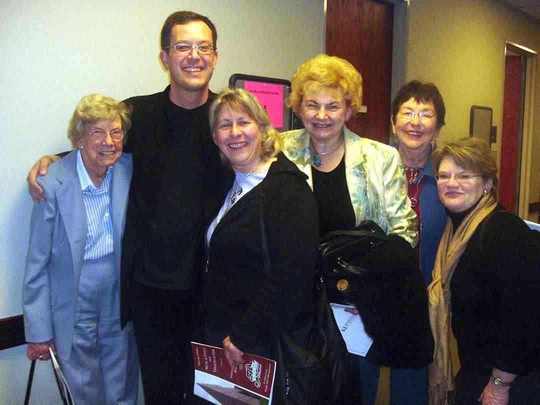 Eleanor Allen and Friends