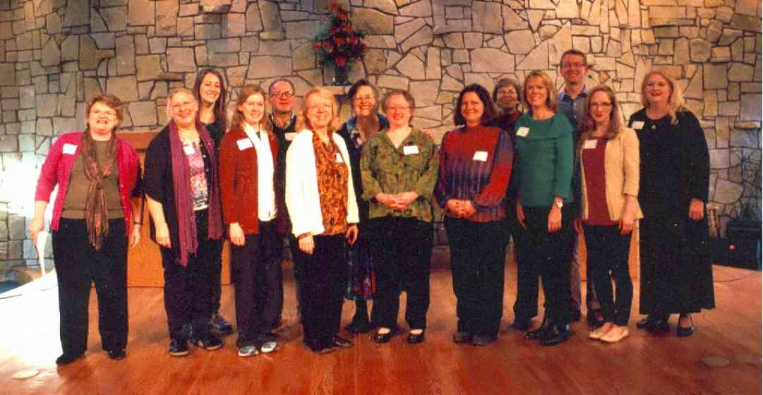 Heart of America Suzuki Association members