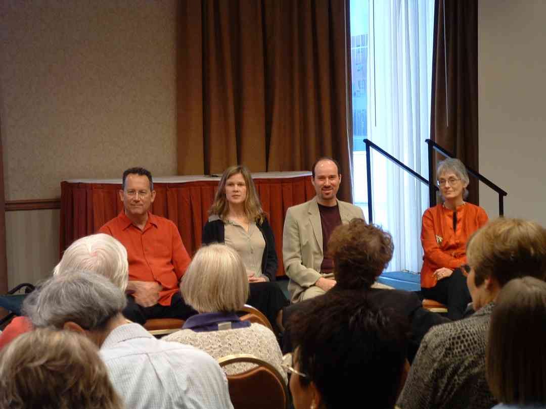 Panel at the 2004 Conference