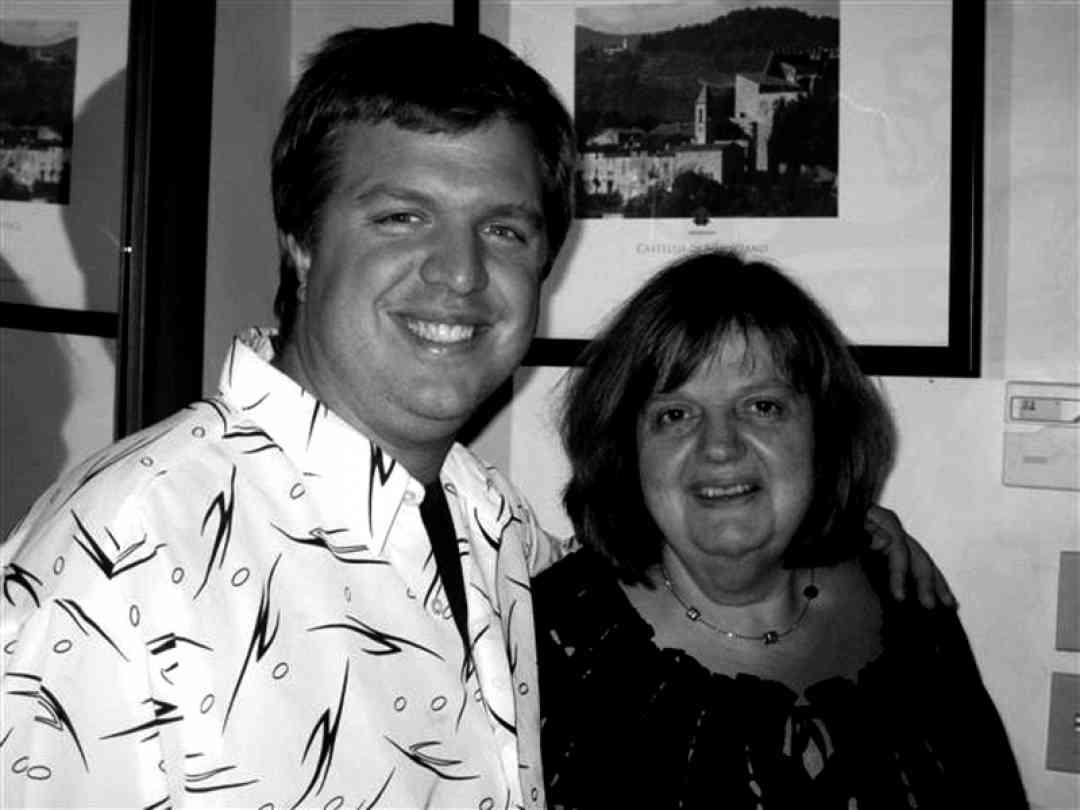James Hutchins and Teri Einfeldt