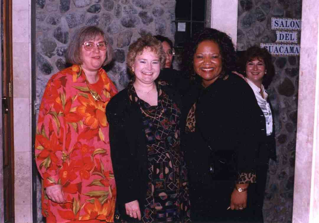 Gilda Barston and Friends
