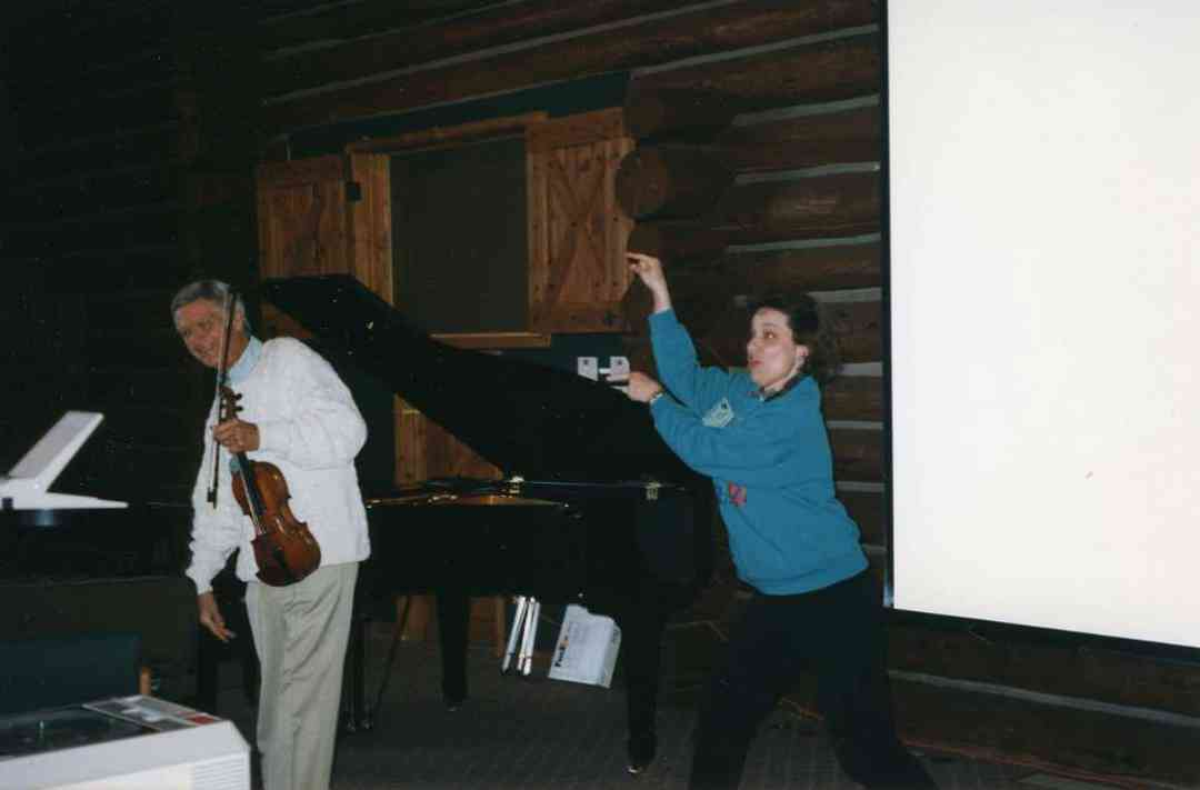 Leadership Retreat 1999