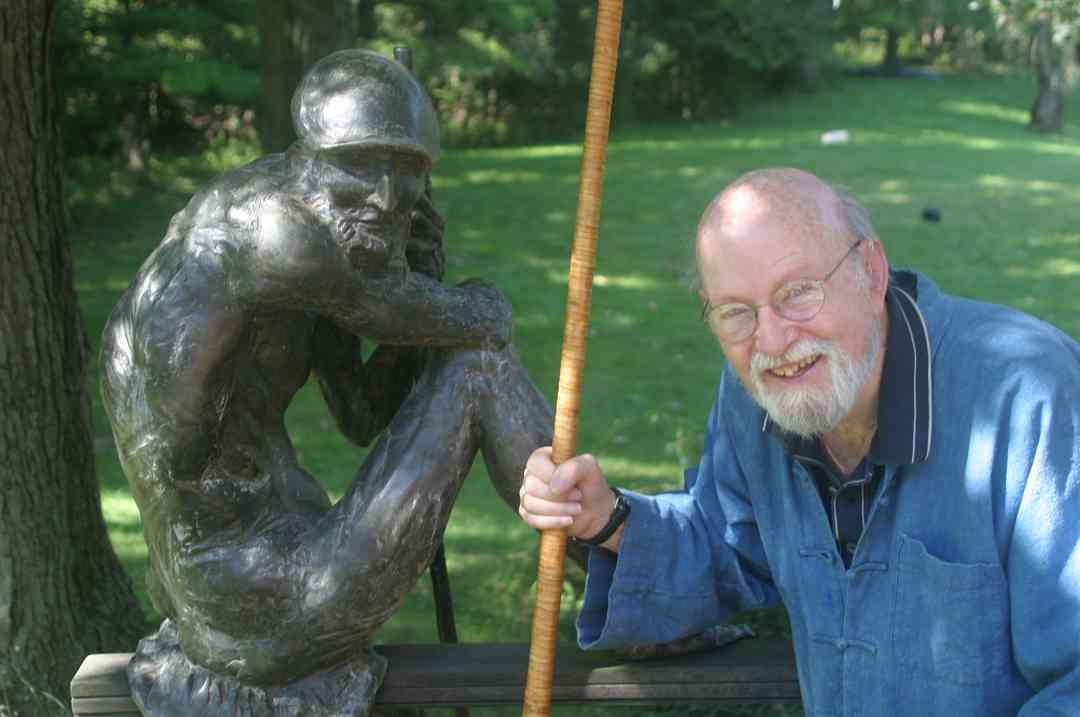 John Kendall & Statue