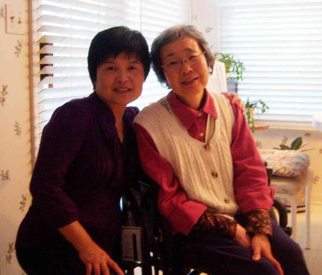 Nightingale Chen and Yasuko Joichi