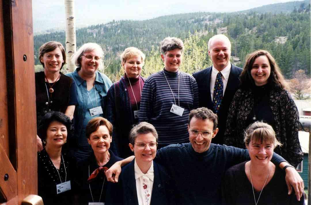 SAA Board at the 1999 Retreat