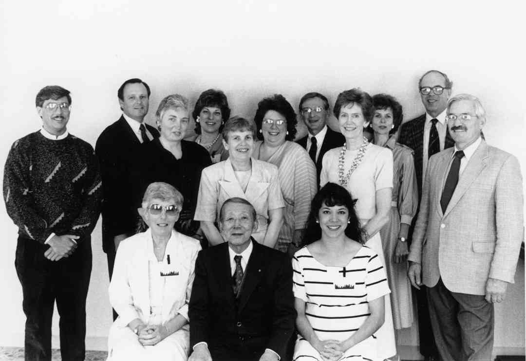 1988 SAA Board of Directors