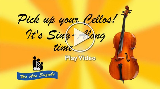 Cello Video Splash