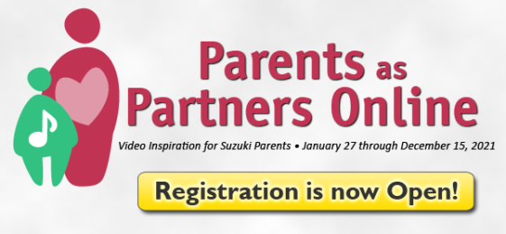 Parents as Partners 2021—Promo Email Top