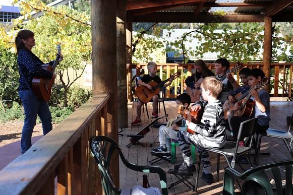 Community Performance (Meredith, photo one)