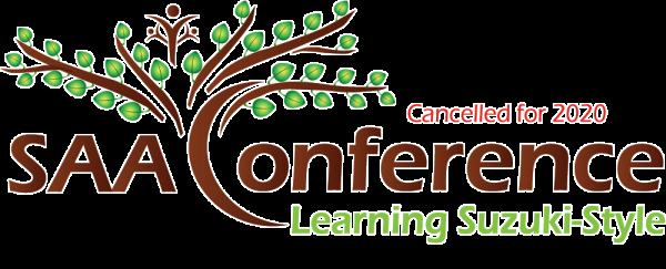 SAA Conference 2020 Logo