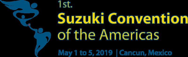 Suzuki Convention Logo