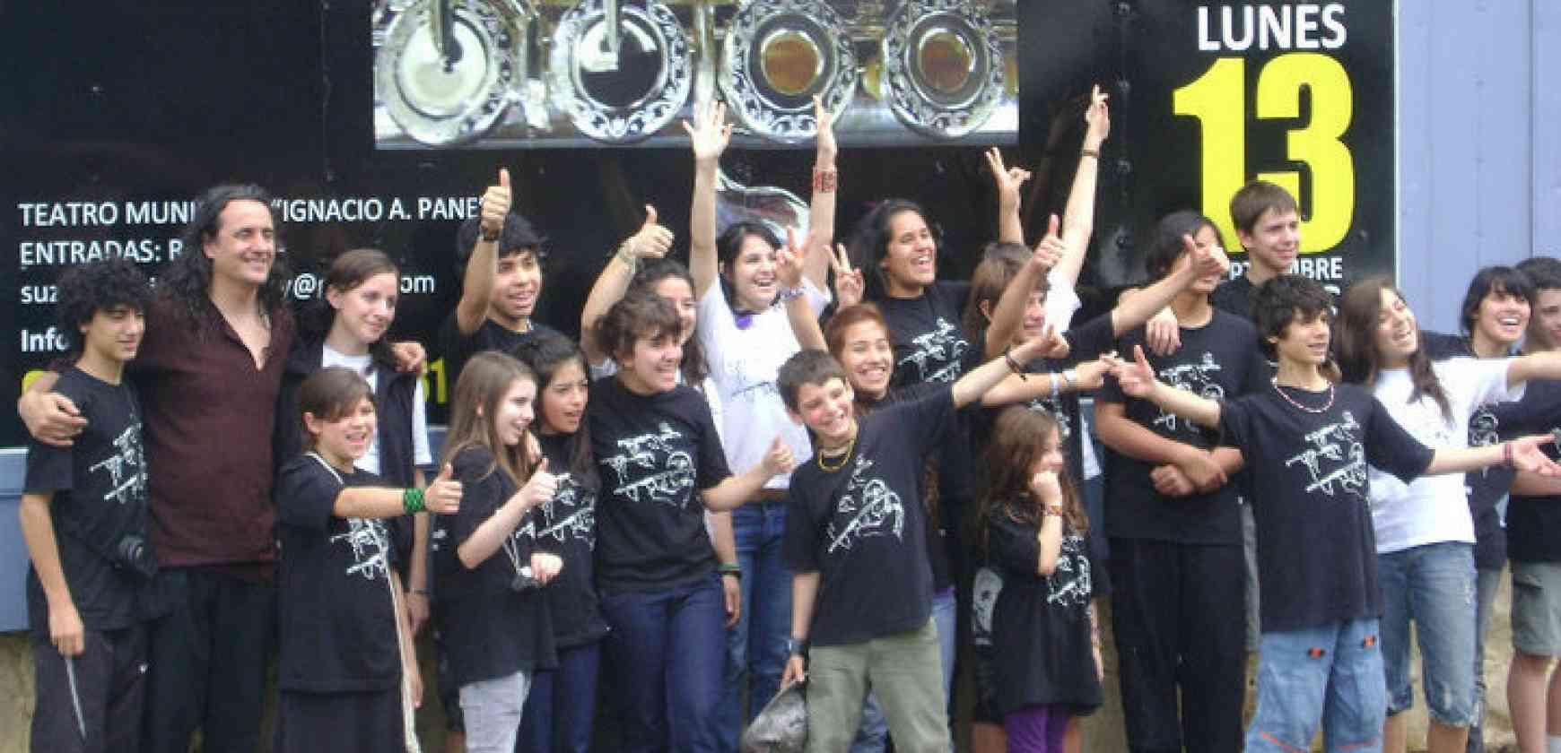 Escuela de Musica SMA