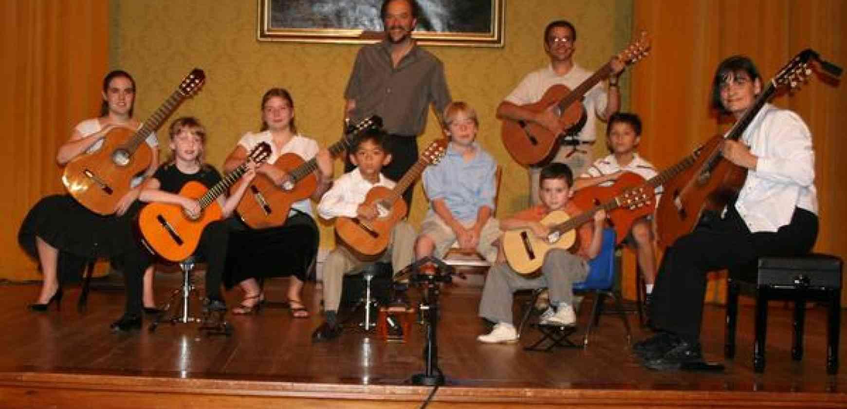 Alexandria Suzuki Guitar Institute