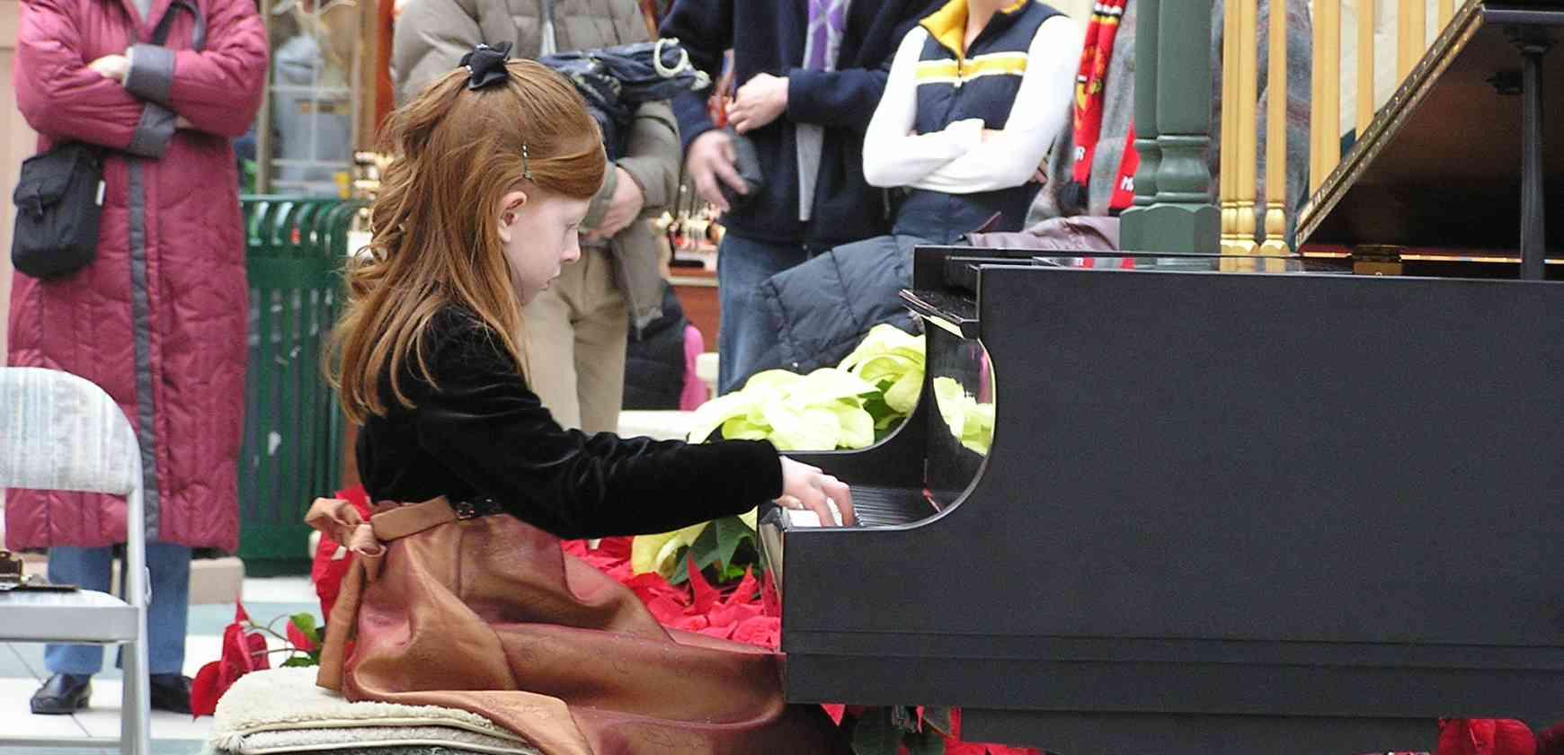 Columbus Suzuki Piano Workshops