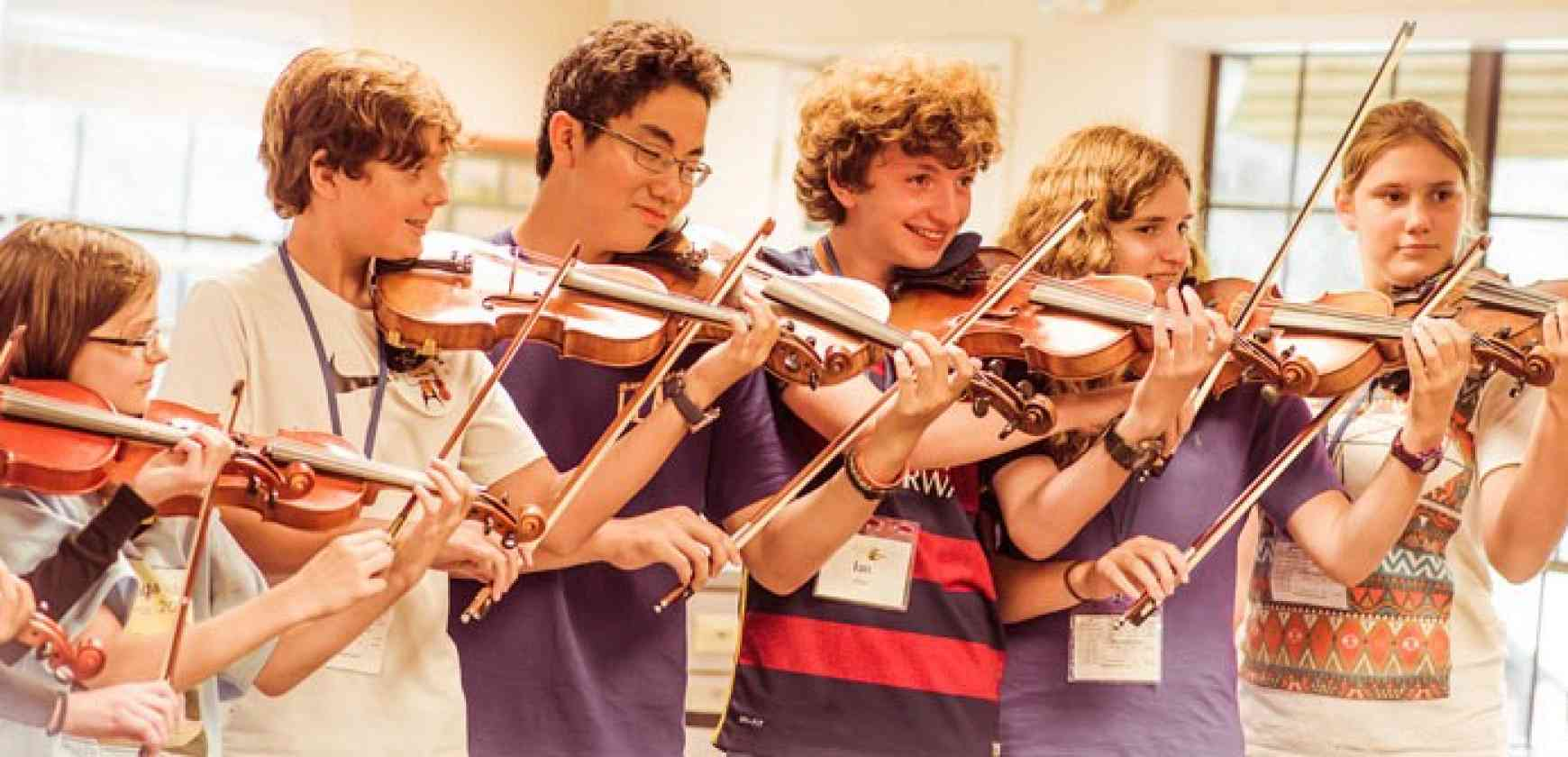 Acadiana Suzuki Strings Institute