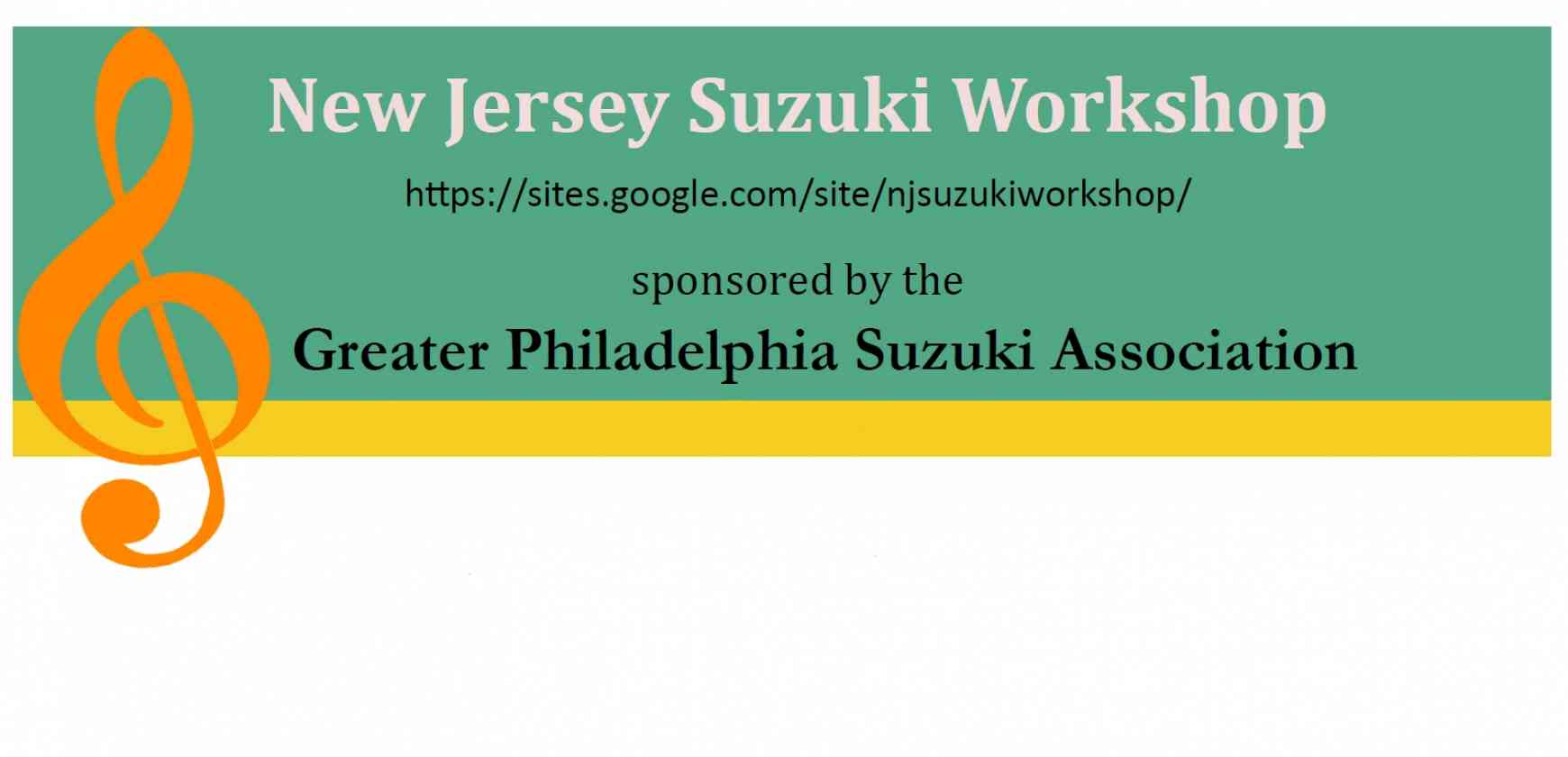 New Jersey Suzuki Workshop