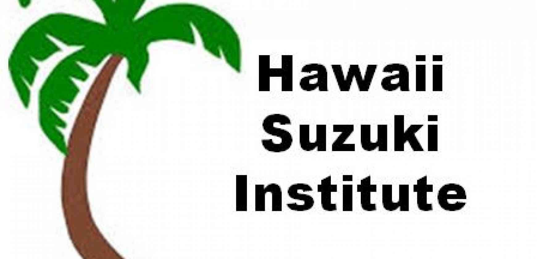 Hawaii Suzuki Institute