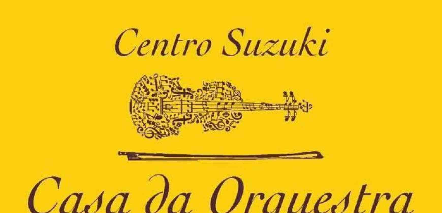 Centro Suzuki Casa da Orquestra