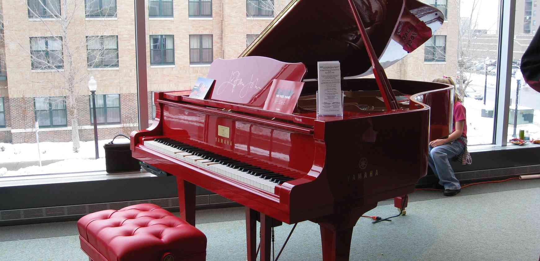 Studio of Annette Lee - MacPhail Center for Music