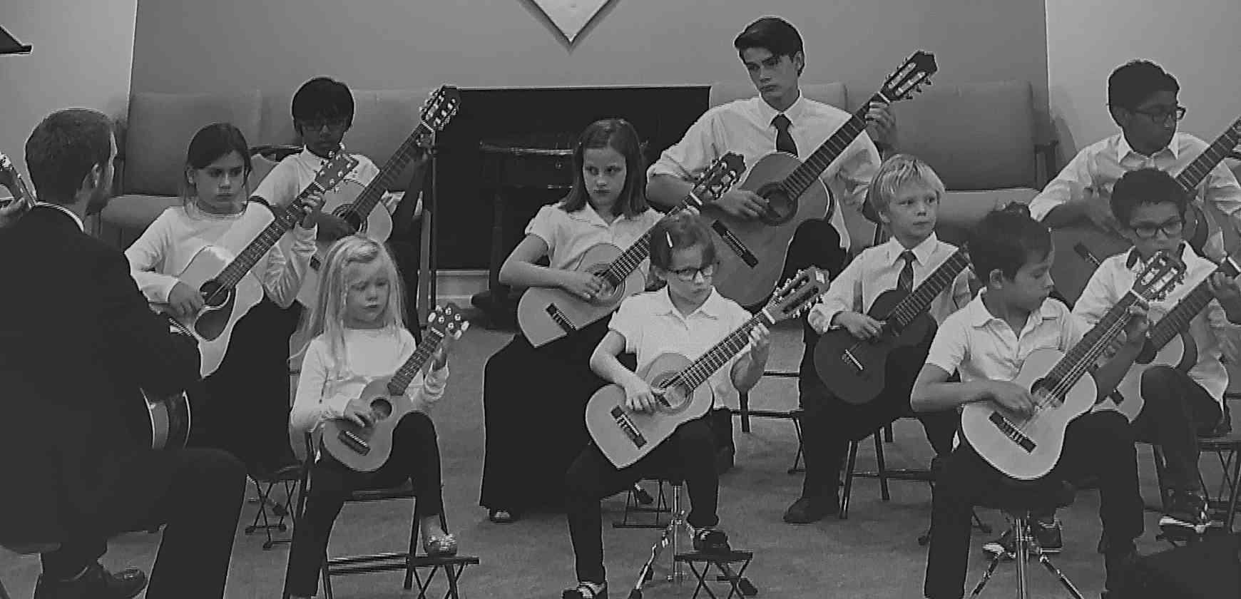 Northern Illinois Suzuki Guitar Institute