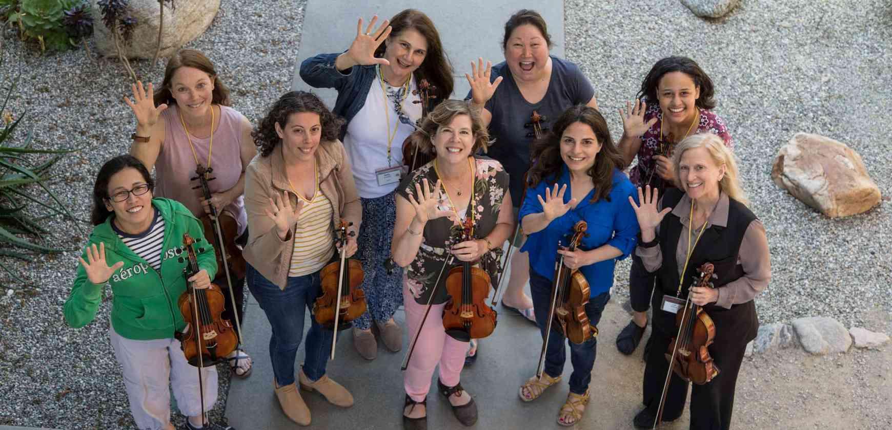 Los Angeles Suzuki Teacher Workshops