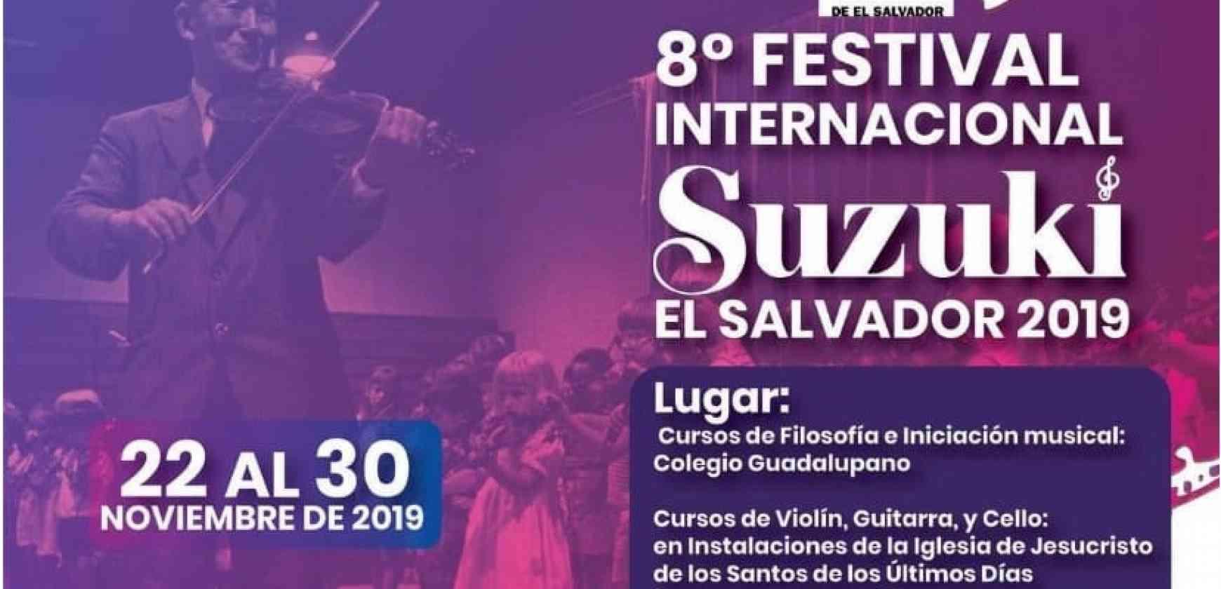 Festival Suzuki de El Salvador