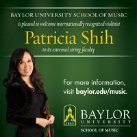 Advertisement: Baylor University School of Music