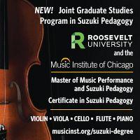 Advertisement: Music Institute of Chicago