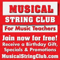 Advertisement: Musical String Club