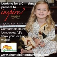 Advertisement: Chameleon Couture Kids