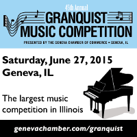 Advertisement: Geneva Granquist Music Competition