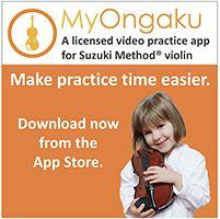 Advertisement: MyOngaku - Make practice time easier