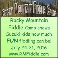 Advertisement: Rocky Mountain Fiddle Camp
