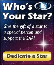 Advertisement: SAA Galaxy of Stars
