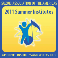 Advertisement: 2011 Summer Institutes