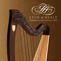 Advertisement: Lyon & Healy: Harpmakers to the world since 1889