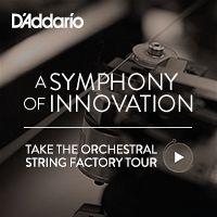 Advertisement: D'Addario: Factory Tour