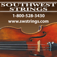 Advertisement: Southwest Strings: swstrings.com