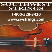 Advertisement: Southwest Strings: swstrings.com