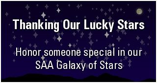 Thanking Our Lucky Stars